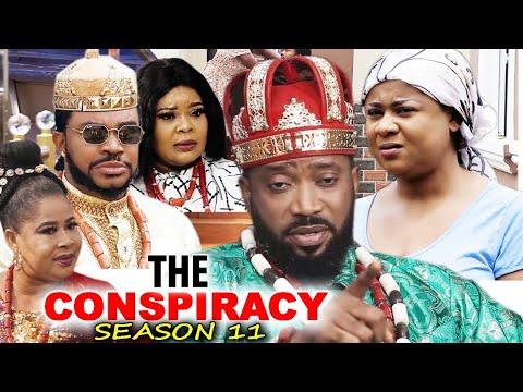Download THE CONSPIRACY SEASON 11(Trending New Movie)Fredrick Leonard & Uju Okoli) 2021  Nigerian Movie 720p