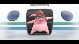 Смешной мультик про свинку