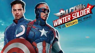 Falcon And The Winter Soldier | #TeLoResumo