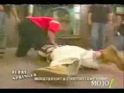 Jerry springer midget wrestling