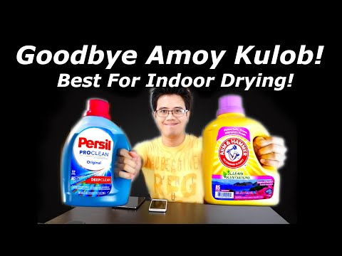 """What Is High Efficiency """"HE"""" Detergent? Persil Arm and Hammer Review Panasonic Automatic [ENG Sub]"""