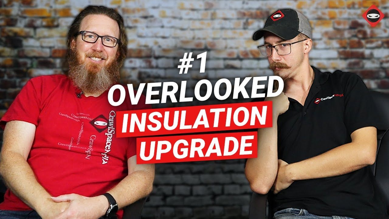 Most Overlooked Area to Insulate in Your Crawl Space