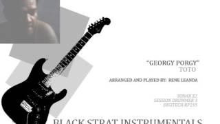 Black Strat Instrumentals   Georgy Porgy