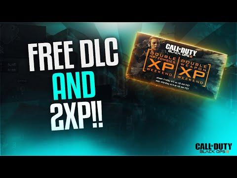 FREE AWAKENING DLC - DOUBLE XP/DOUBLE WEAPON XP WEEKEND! BO3 NEWS