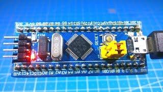 Дешёвая STM32 плата + Arduino IDE