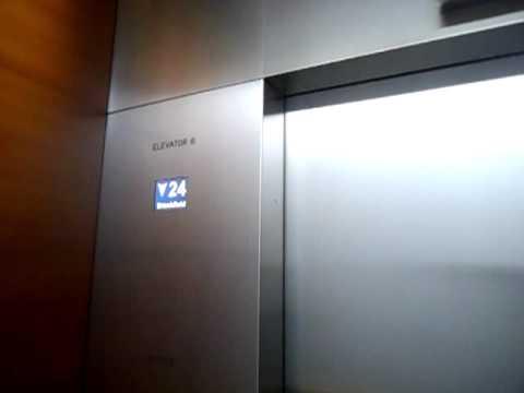 Thyssenkrupp HIGH SPEED Elevators @Bay Adelaide Center (14-24)