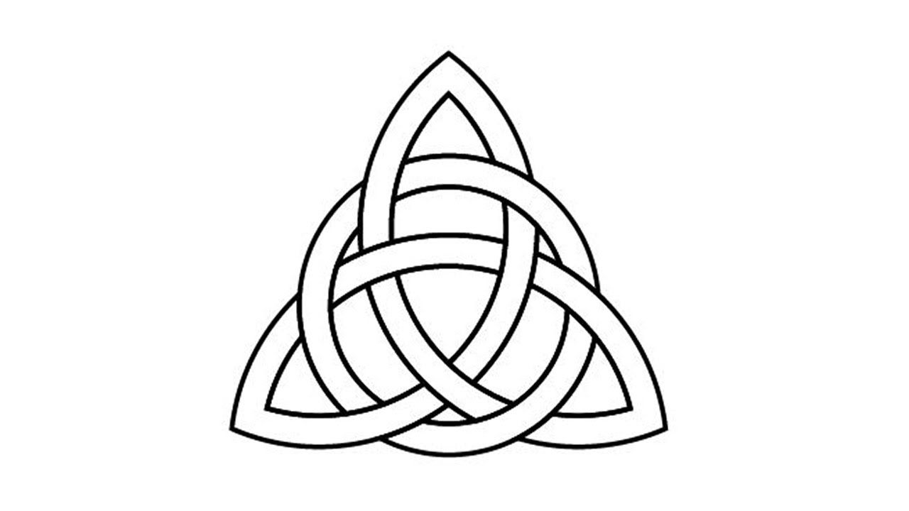 How To Draw A Celtic Knot In Adobe Illustrator Youtube