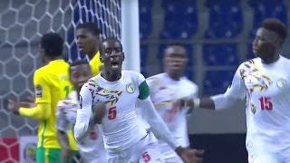 Afrique du Sud 3-4 Sénégal | CAN U20 2017 (Groupe B - 2ème journée)