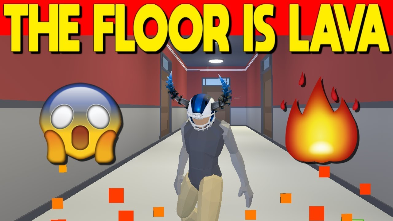 The Floor Is Lava In Strucid... w/ ProjectSupreme (Roblox ...
