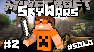Minecraft - SkyWars #2 | LET ME BE YOUR BOY !