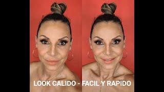 LOOK CALIDO - FACIL Y RAPIDO