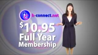 h-connect Online Dating Commercial