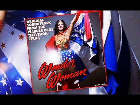 [Stéréo] Wonder Woman [Saison 1 Main Title Extended]
