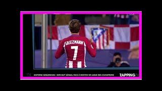 Dernières nouvelles | VIDEO - Le but génial d'Antoine Griezmann