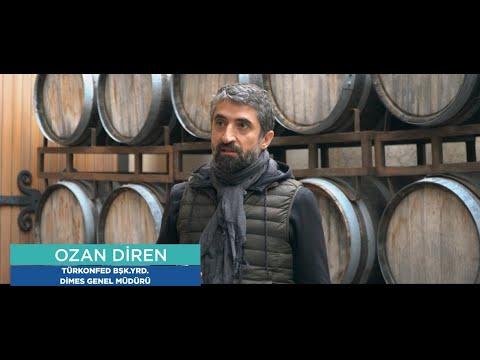 TÜRKONFED Başkan Yardımcısı & Dimes Genel Müdürü Ozan Diren Anlatıyor