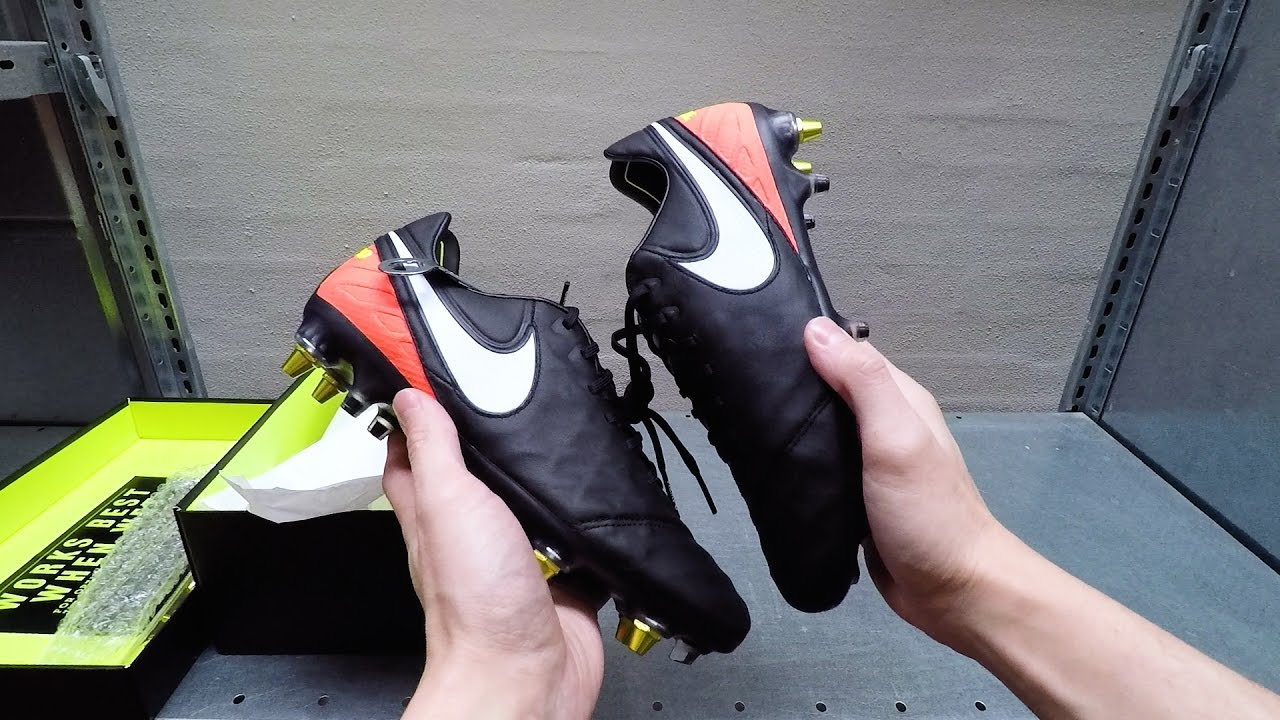 cc4aca924c7 Nike Tiempo Legend 6 - Dark Lightning with AntiClog - For Jerome Boateng
