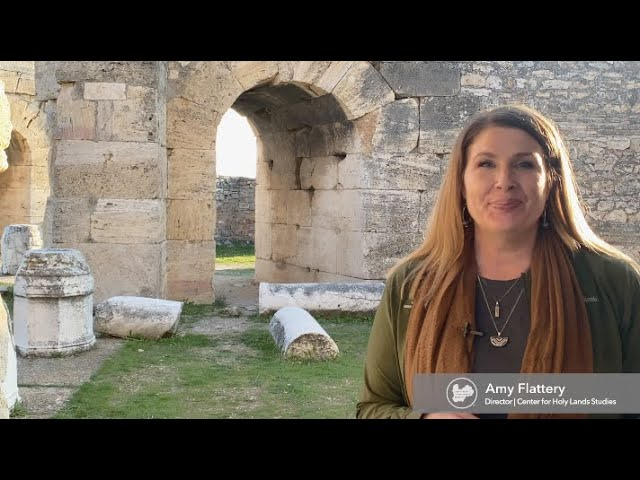 Hierapolis: A Devotional on Drawing Close to God