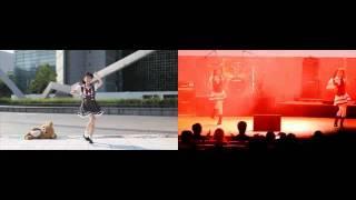【わた】Gravity=Reality踊ってみたた。【夏】 http://www.nicovideo.jp...