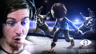 SECRETS OF THE MAW! || Little Nightmares (The Depths DLC) Part 1