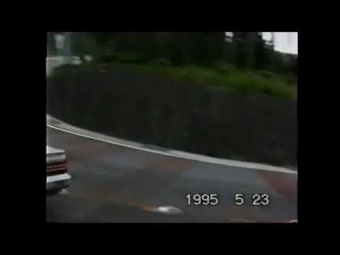 Japanese 90's Classic JDM Cars Drifting Up a Mountain ...