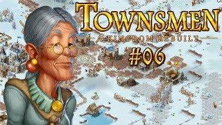 Das Ende der Schneestürme  ♡  #06 🏰 Let's Play Townsmen - A Kingdom Rebuilt  |  Angespielt