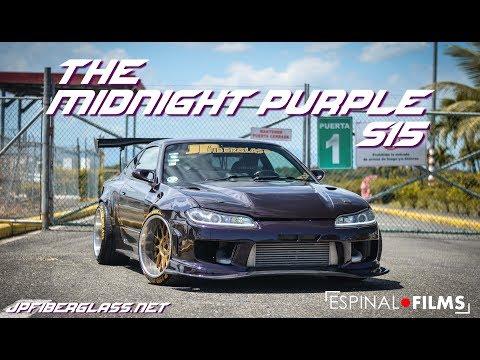 Nissan Silvia S15 Midnight Purple   Espinal Films