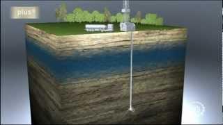 Erdgas per Fracking - gefährliches Verfahren, Faszination Wissen BR 05.07.2012