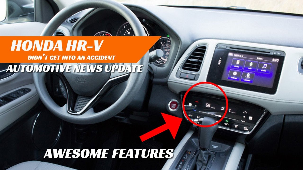 Honda Hrv 2017 Review You