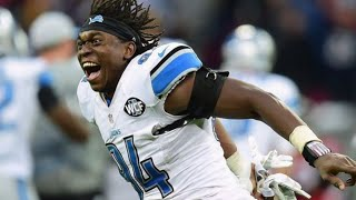 Ziggy Ansah Ruled out For Detroit Lions vs Miami Dolphins!!!