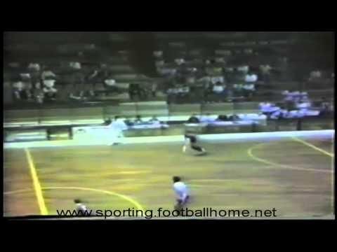 Hoquei Patins :: Luis Nunes «Cenoura» no Campeonato do Mundo de 1984