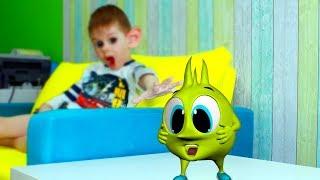Рома и Хелпик волшебники Хелпик не знает что его ждет Для детей kids children 13 серия Рома и Хелпик
