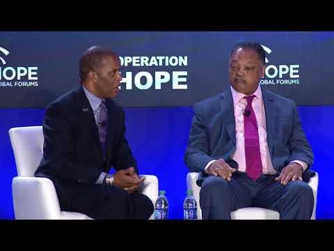 In Conversation: Rev. Jesse Jackson, Ambassador Andrew Young, John Hope Bryant, and Roland Martin