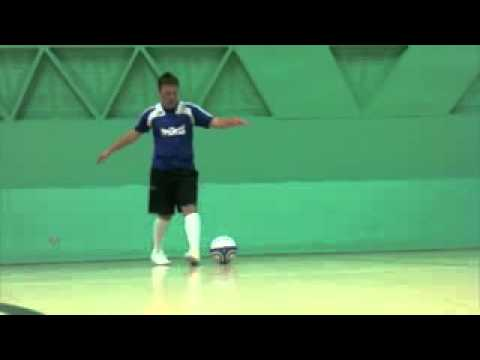 Learn Rabona Fake   How To Do Football Soccer Skills