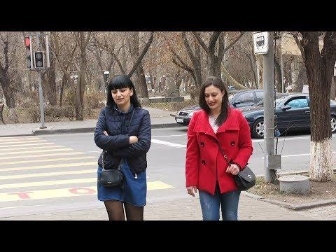 Yerevan, 11.02.18, Su, Video-2, (на рус.), ул.Исаакян, (ч.2).