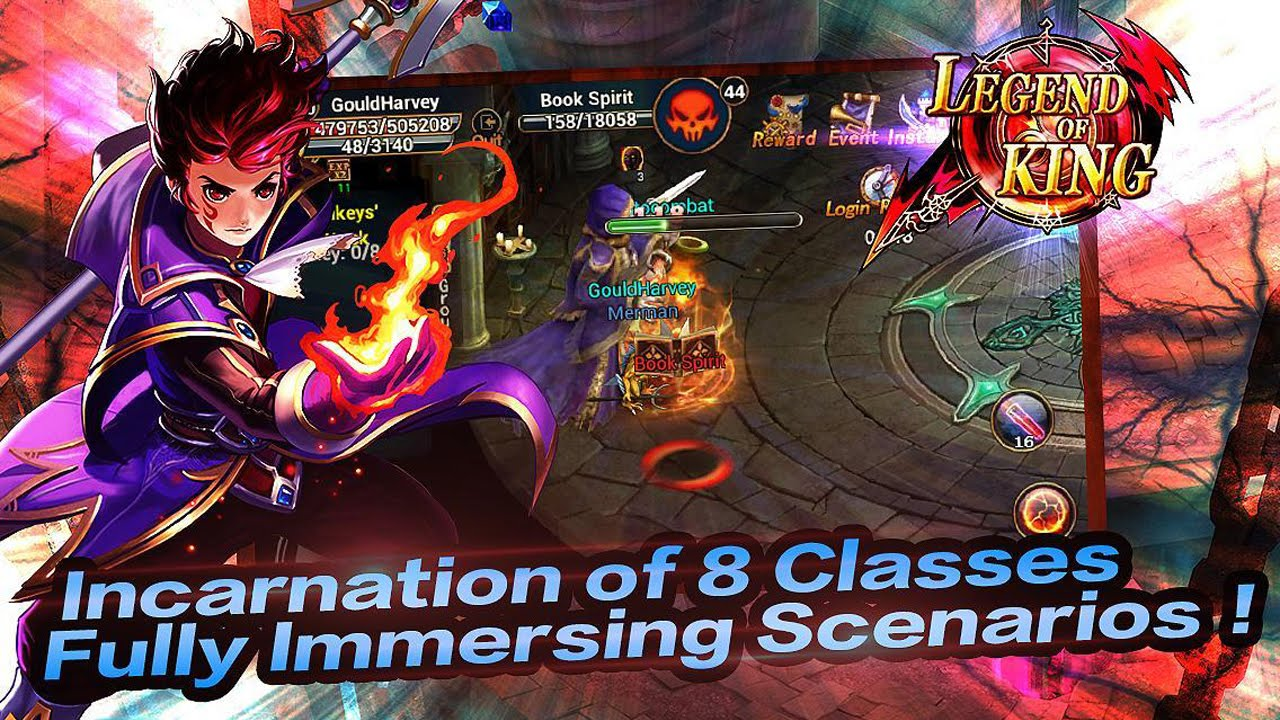 Legend of King: Troy Gameplay IOS / Android - YouTube
