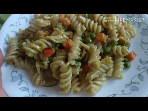 How To Cook Creamy Pasta With Coconut Cream #caregiver Israel