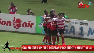 Download Video Cuplikan Gol Madura United vs Borneo FC MP3 3GP MP4