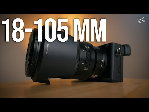 REVIEW SONY 18-105mm F4 G OSS Bahasa Indonesia.