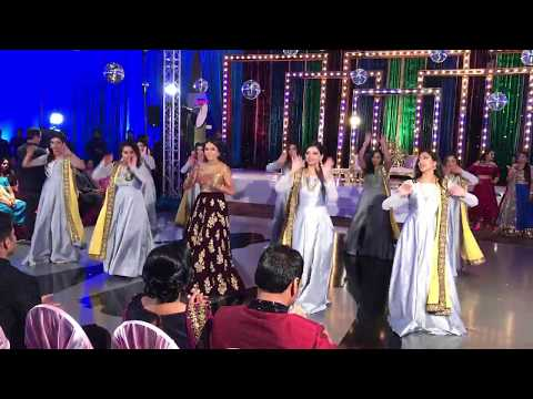 #FinAliaPrasla || Best Bollywood Sangeet Dance & Skit Performance || June 2017