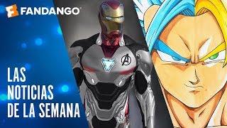 ¿Iron Man no regresó a la Tierra? – ¿Goku y Broly se fusionarán en DBS? l FN #30