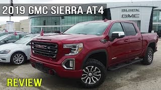 Review: 2019 GMC Sierra AT4 Edition 6.2L Crew Cab