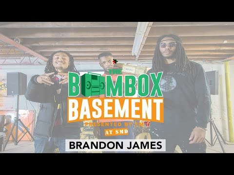 "The BoomBox Basement Presents: ""TrapFone"" By Brandon James"