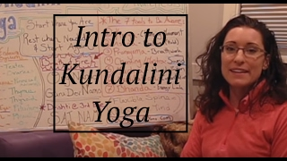 """Yoga Board"" Intro to KUNDALINI Yoga- LauraGyoga"