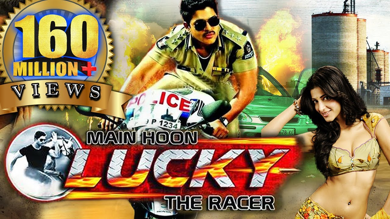 racer Main hoon the lucky