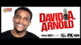FUNNY BONE   DAVID ARNOLD
