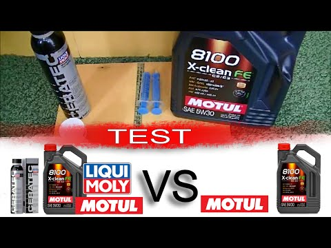 ceratec liqui moly motul 8100 x clean fe 5w30 vs motul. Black Bedroom Furniture Sets. Home Design Ideas