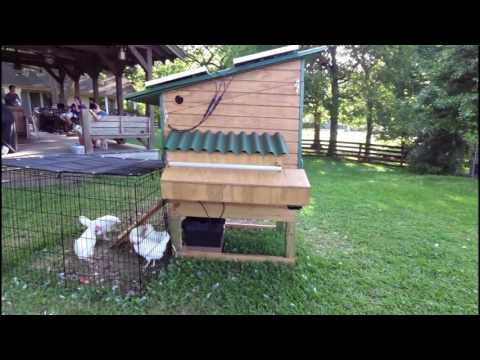 LSU Automated Chicken Coop Tour