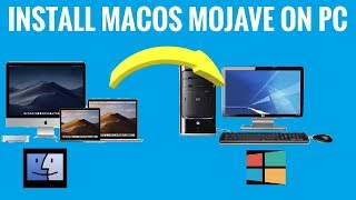 How To Install Mac Os Mojave On Any Pc