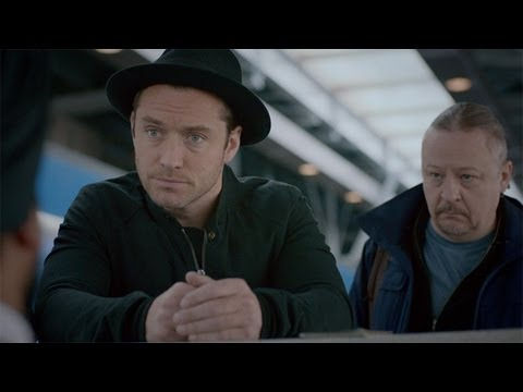 Connection: a short film starring Jude Law