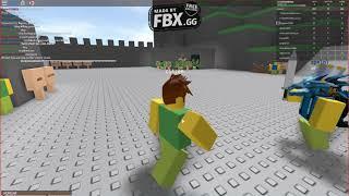 La première vidéo en 3 semaines! à peu près tous les jeux de frontière jamais (ROBLOX)